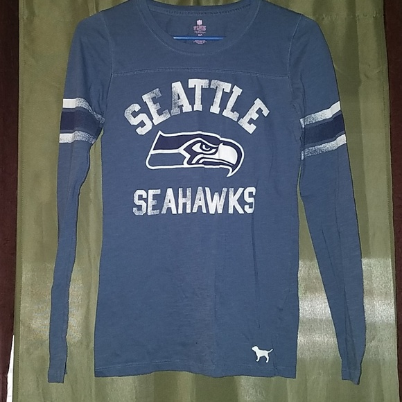 pink seattle seahawks sweatshirt